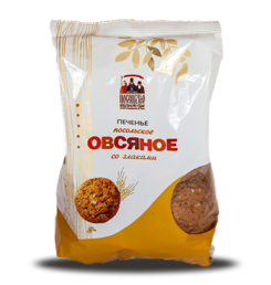 "Cookie ""Posolskoe oaten with cereals"""