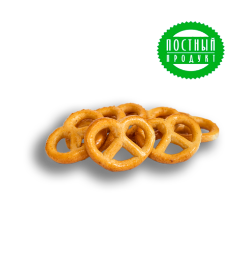 "Pretzels ""Posolskie sweet"" weighing"